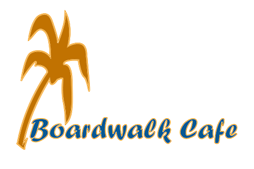 boardwalk cafe logo