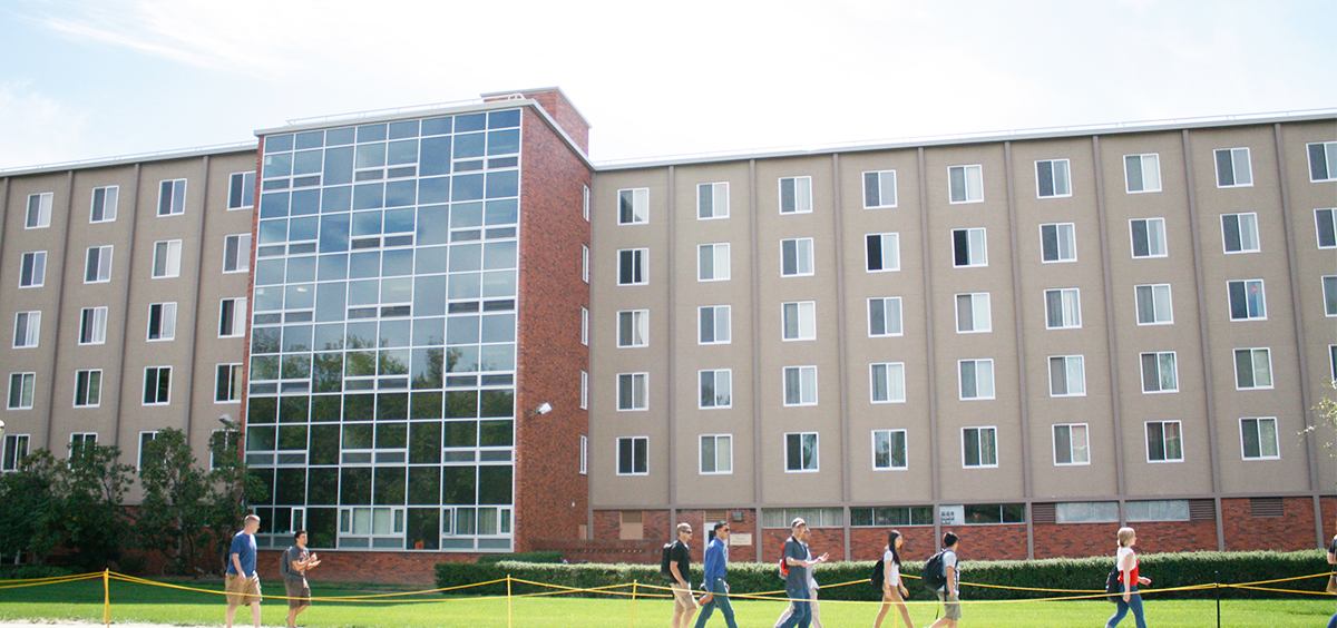 Callahan Hall, Oregon State University
