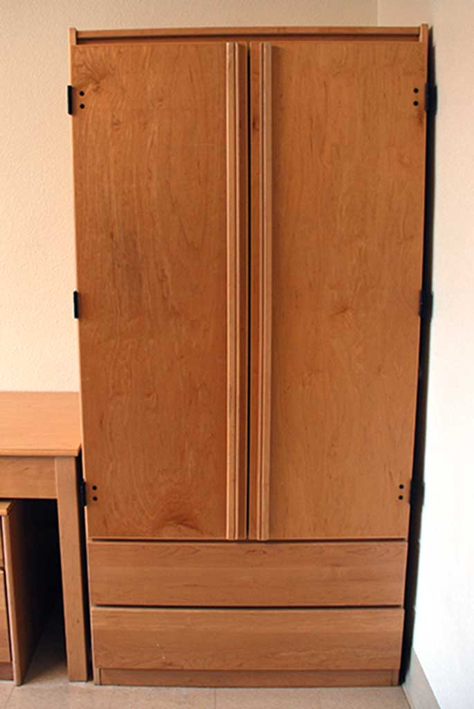 movable wardrobe