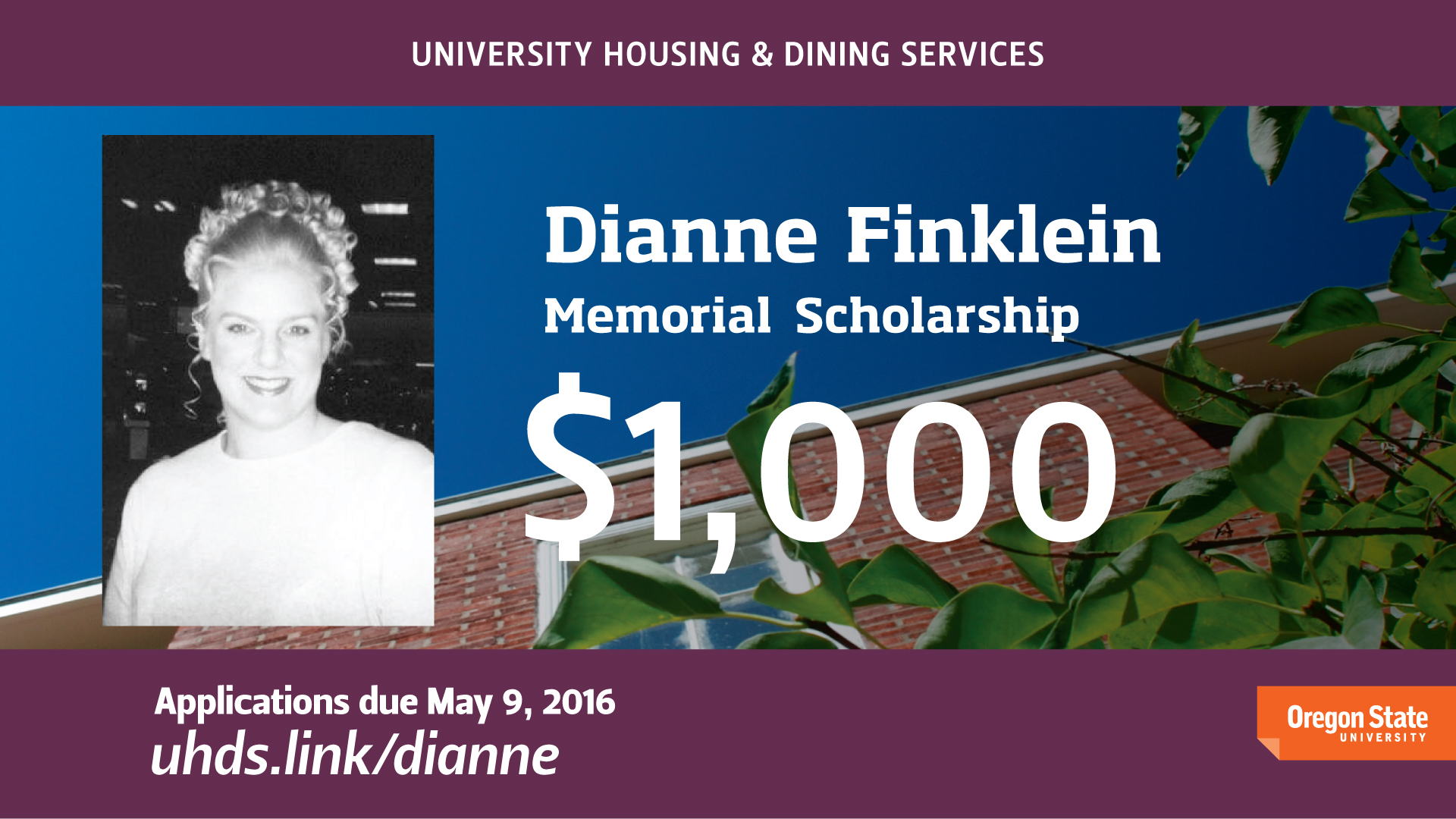 Dianne Scholarship