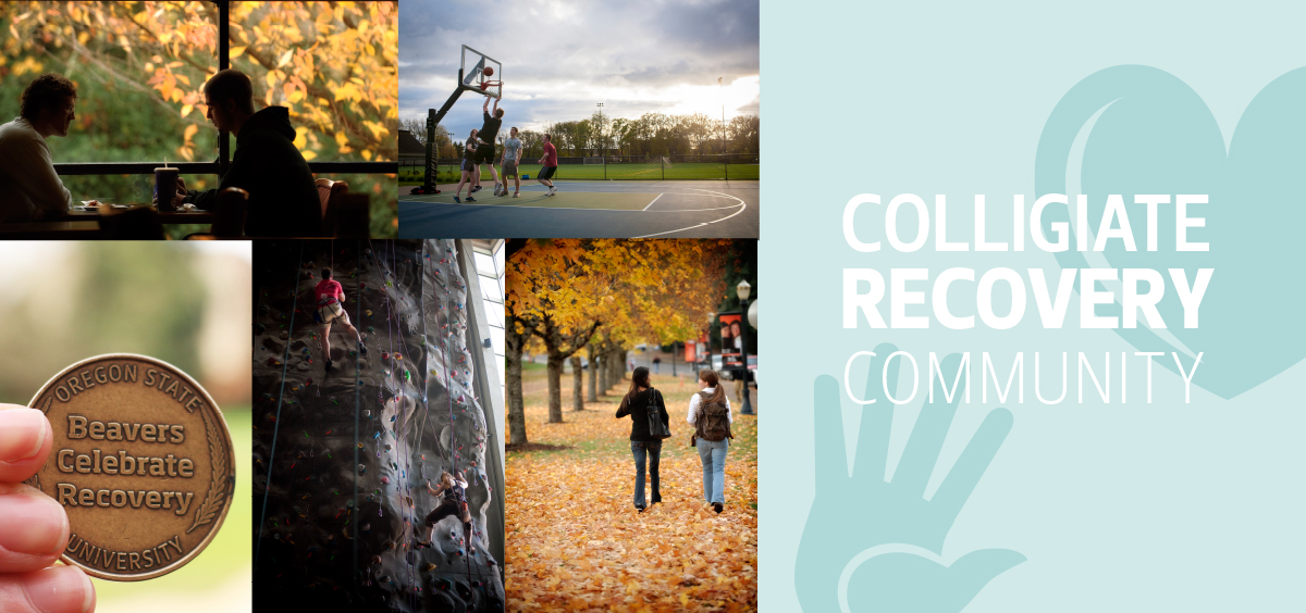 collegiate recovery living community