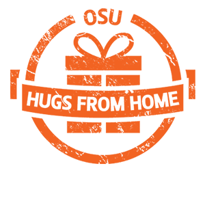 hugs from home care packages logo