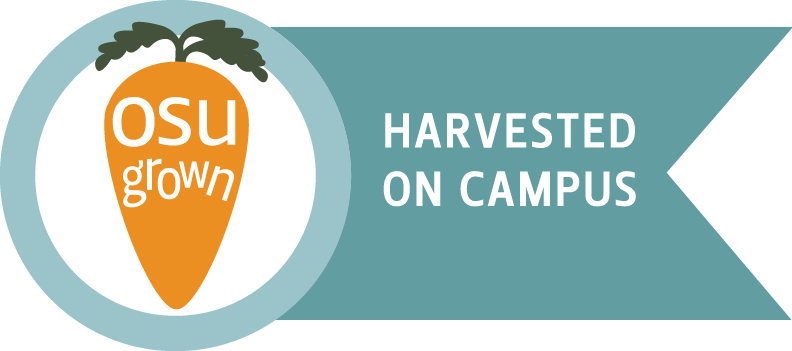 Harvested on Campus image