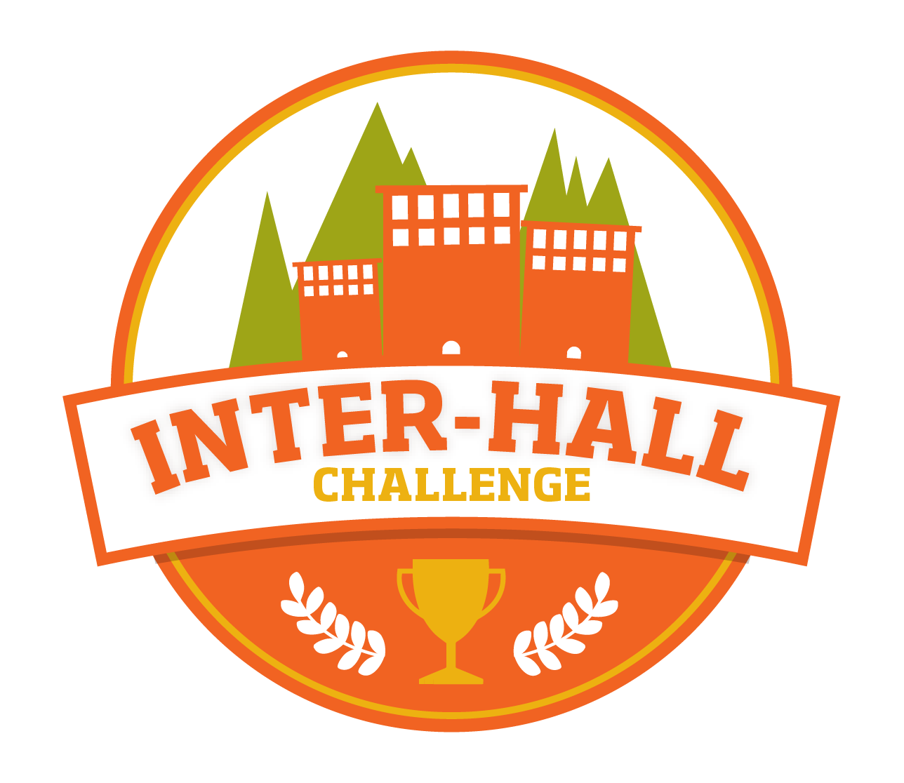Inter-Hall Challenge logo
