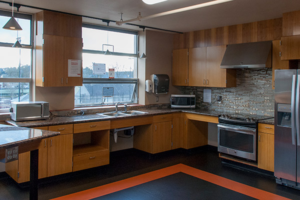 Poling Hall Kitchen