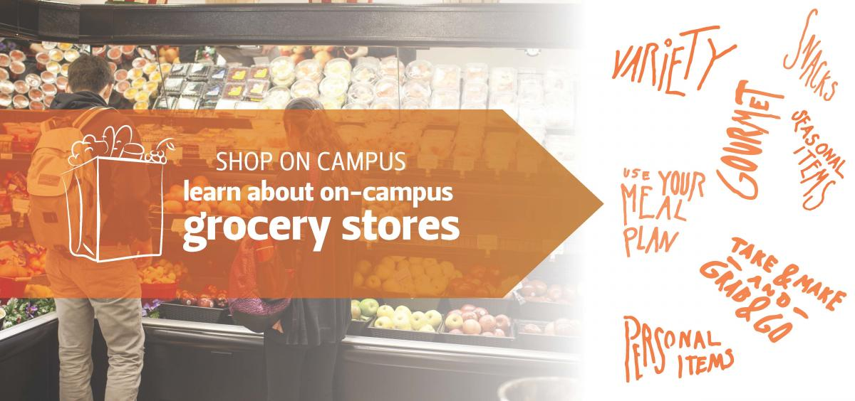 Campus Grocery Stores