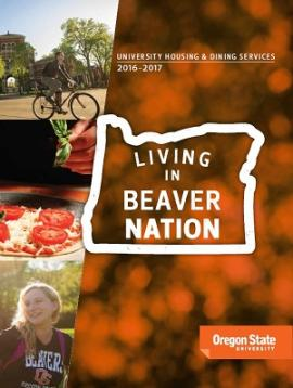 Living in Beaver Nation cover