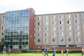 Callahan Hall, Oregon State University