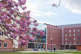 International Living-Learning Center - Oregon State University
