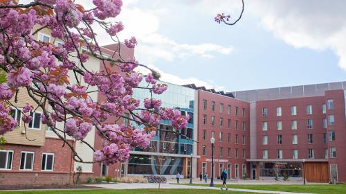 International Living-Learning Center - Oregon State University