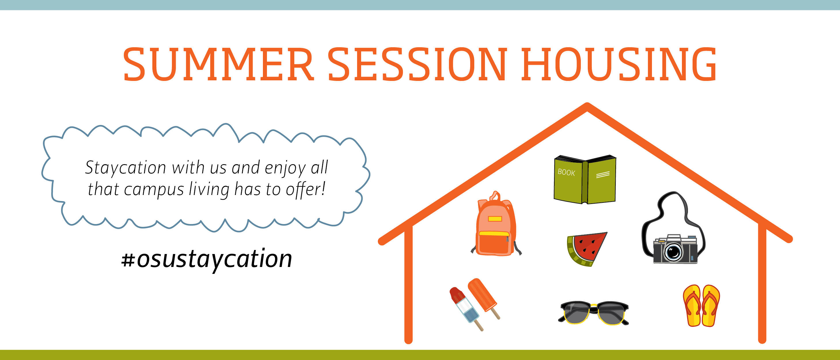 summer session housing