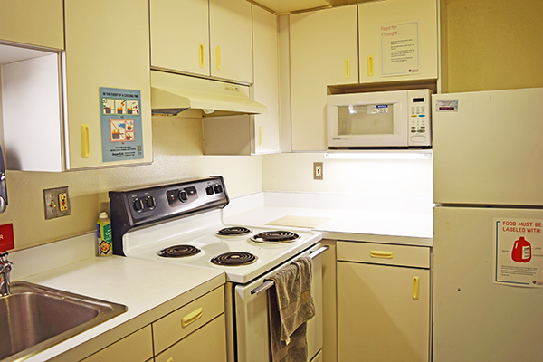 Wilson Hall kitchen